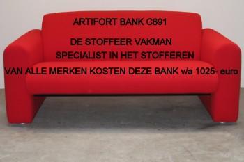 Bank stofferen prijzen