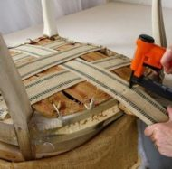 Herstoffering meubels senioren Tips