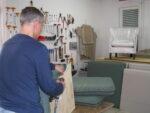 Reparatie zitstoel direct prijs idee